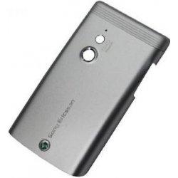 Zadní kryt pro Sony Ericsson J10i, silver - VÝPRODEJ!!