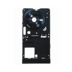 Zadní kryt Viewty pro LG KU990, black - VÝPRODEJ!!