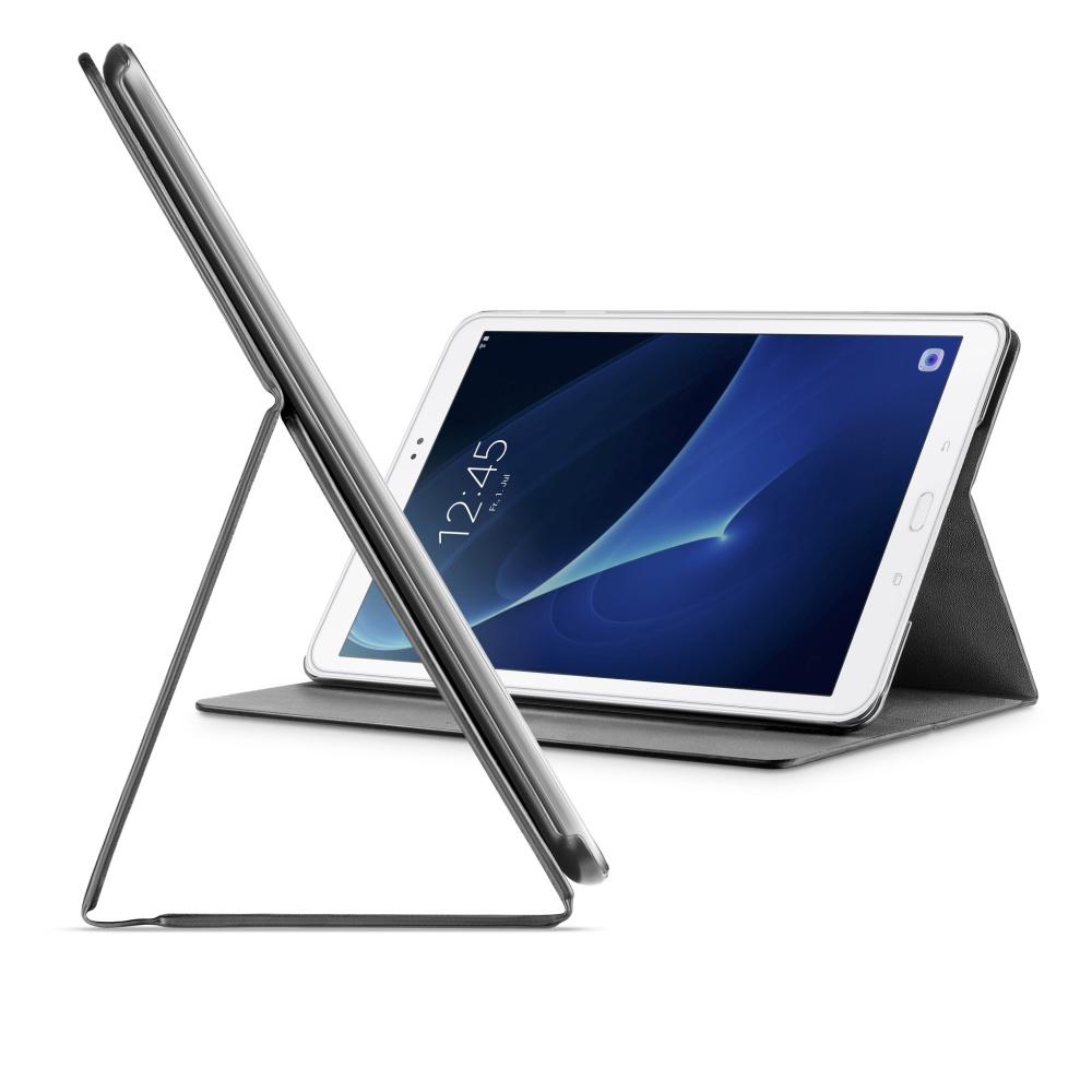 """CellularLine Folio flipové pouzdro Samsung Galaxy Tab A 2016 10.1"""" černé"""