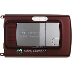 Zadní kryt pro Sony Ericsson K750i, red - VÝPRODEJ!!