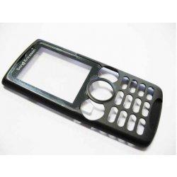 Přední kryt pro Sony Ericsson W810i, black - VÝPRODEJ!!
