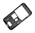 Střední kryt pro Samsung S5230 LaFleur, Garnet Red - VÝPRODEJ!!