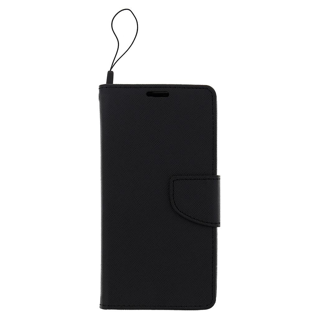 Fancy Diary flipové pouzdro Alcatel Pixi 3 3.5 černé