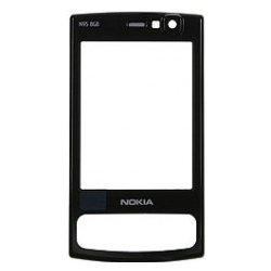 Přední kryt pro Nokia N95 8GB, black - VÝPRODEJ!!