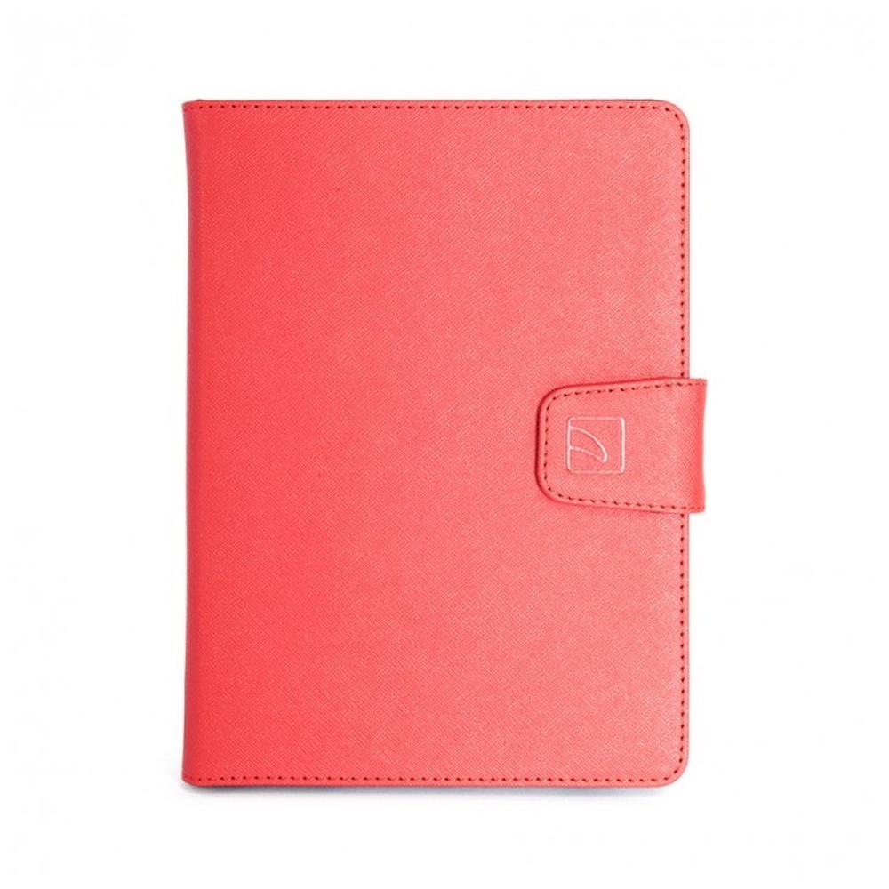 """TUCANO UNCINO SMALL pouzdro flip na tablet 7-8"""" 360° červené"""