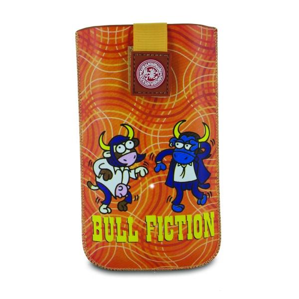 KUKUXUMUSU Univerzální pouzdro velikost XL motiv Bull Fiction