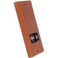 Krusell SIGTUNA Smart Case pouzdro flip Sony Xperia XZ koňakové