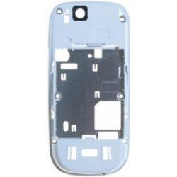 Střední kryt pro Nokia 2680 slide, silver - VÝPRODEJ!!