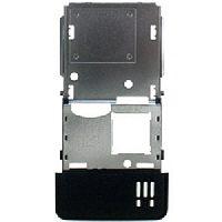 Střední kryt pro Sony Ericsson C902, black - VÝPRODEJ!!