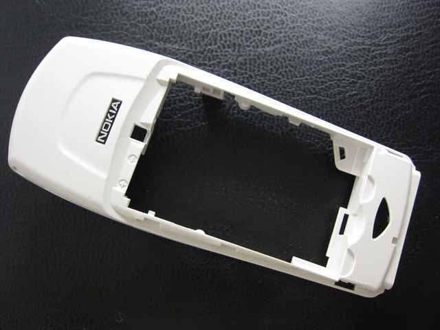 Střední kryt pro Nokia 6100, white - VÝPRODEJ!!