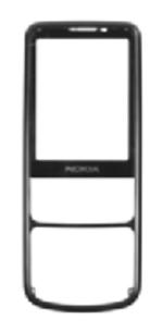 Přední kryt pro Nokia 6700c, chrome - VÝPRODEJ!!