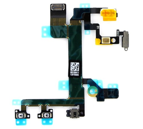 Náhradní díl Flex kabel ON/OFF pro Apple iPhone 5S - VÝPRODEJ!!