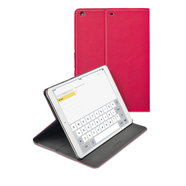 CellularLine Folio pouzdro Apple iPad Mini, Mini Retina růžové