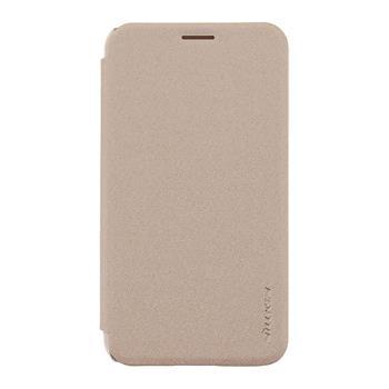 Nillkin Sparkle Folio Flip pouzdro ASUS Zenfone 3 Max ZC553KL zlaté