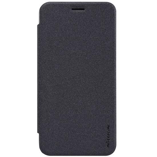 Nillkin Sparkle Folio Flip pouzdro ASUS Zenfone 3 Max ZC553KL černé
