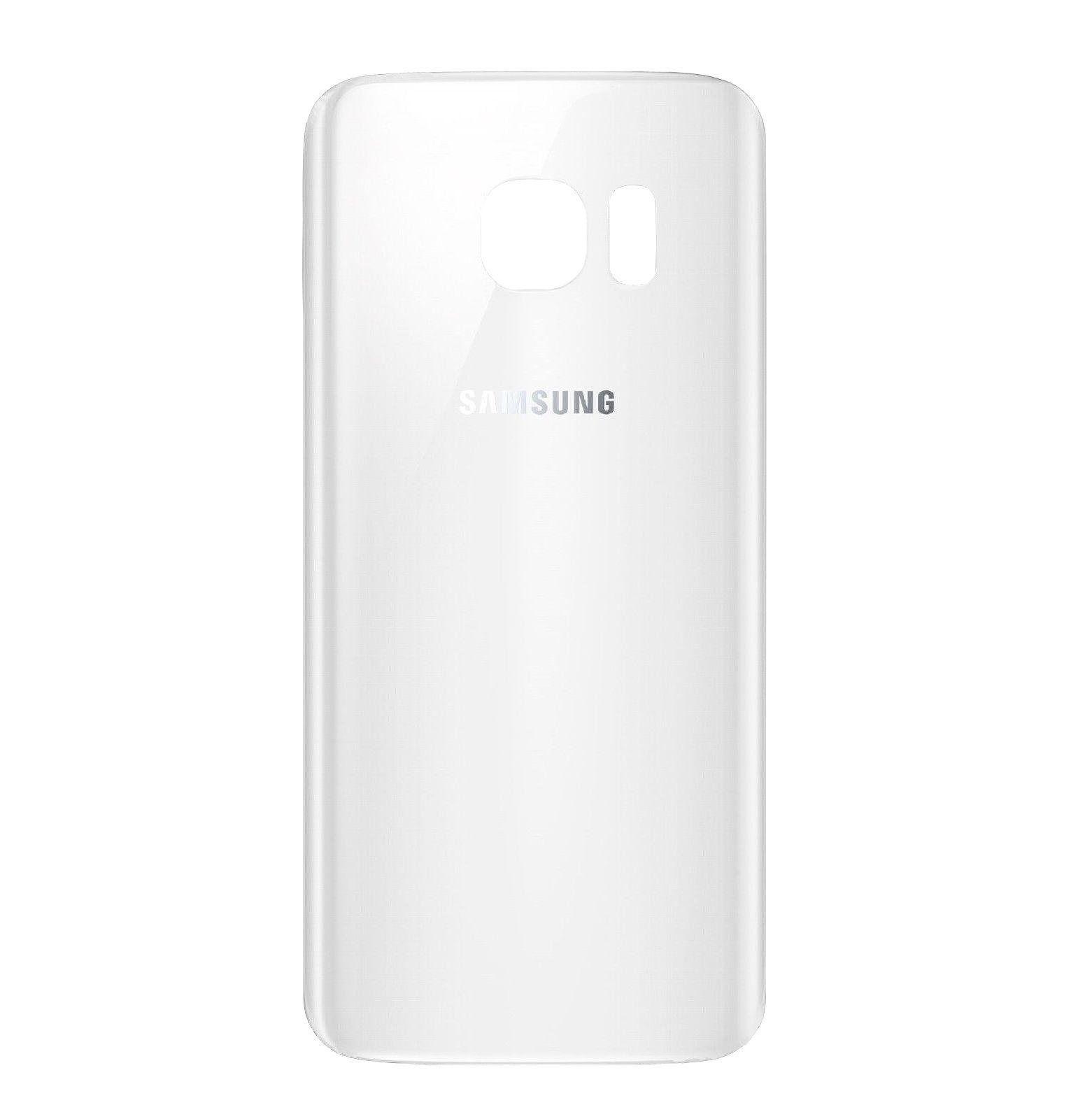 Kryt Baterie OEM Samsung Galaxy S7 Edge G935 bílý