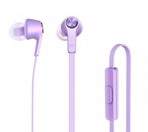 Stereo Headset Xiaomi Colorful ZBW4264CN 3,5mm jack fialový