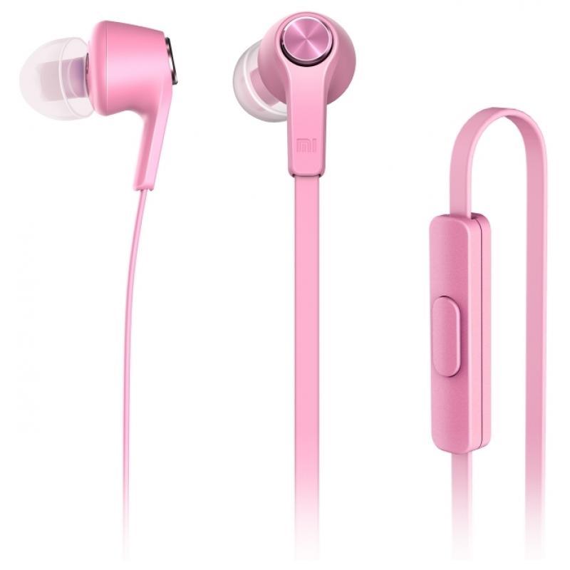 Stereo Headset Xiaomi Colorful ZBW4262CN 3,5mm jack růžový