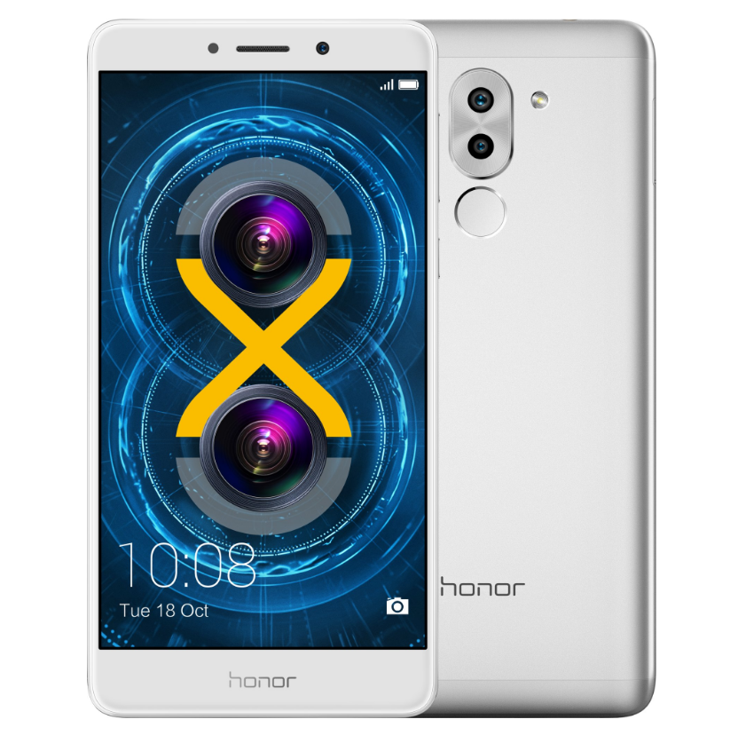 Honor 6X 32GB DualSIM Silver