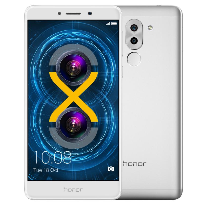 Honor 6X 32GB DualSIM Silver