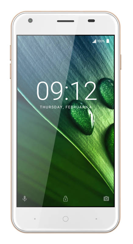 Acer Liquid Z6 LTE 8GB DualSIM Gold
