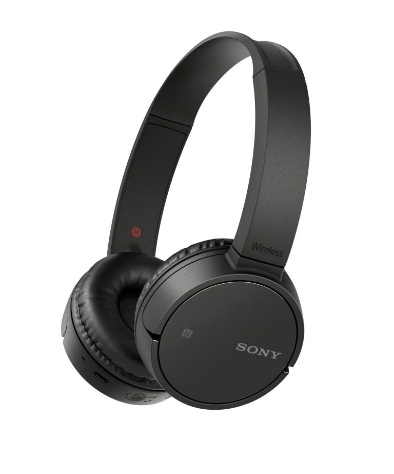 Sony MDR-ZX220BT Bezdrátová Bluetooth sluchátka přes hlavu Black