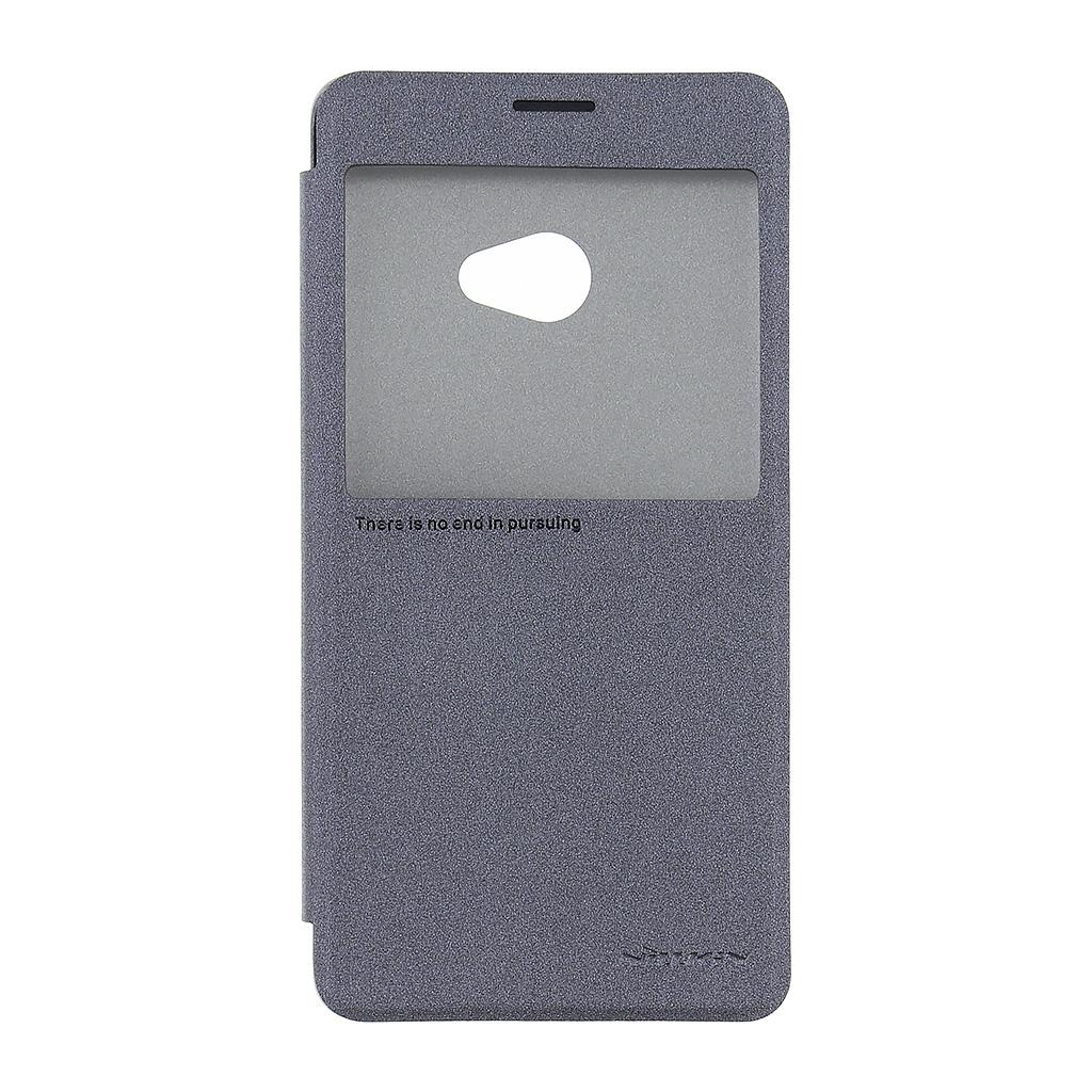 Nillkin Sparkle S-View pouzdro flip Xiaomi Mi Note 2 černé