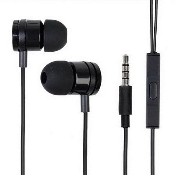 Stereo Headset Xiaomi ZBW4044CN 3,5mm jack černý BLISTER