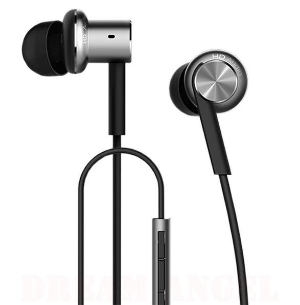 Stereo Headset Xiaomi Mi In Ear ZBW4326TY 3,5mm jack stříbrný (EU Blister)