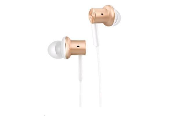 Stereo Headset Xiaomi Mi In Ear ZBW4325TY 3,5mm jack zlatý EU Blister