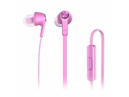 Stereo Headset Xiaomi Mi In ZBW4356TY 3,5mm jack růžový EU Blister