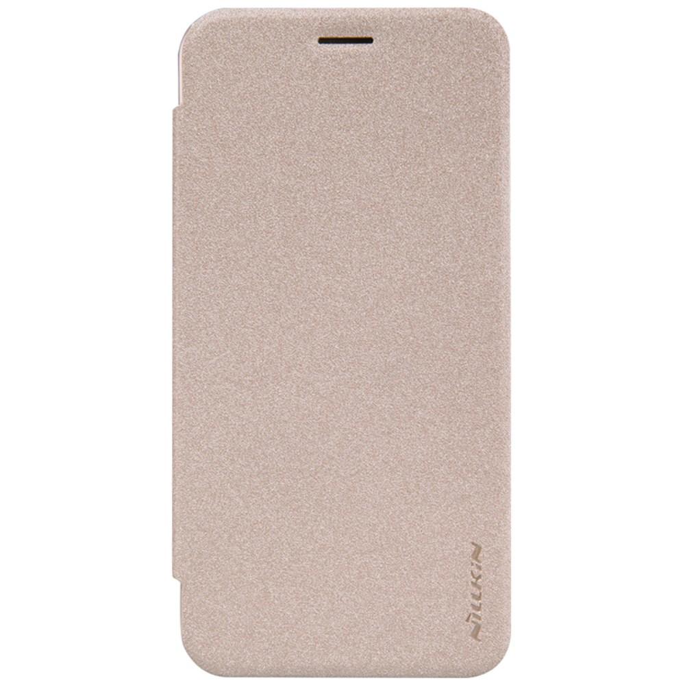 Nillkin Sparkle flipové pouzdro ASUS Zenfone 3 Max ZC520TL zlaté
