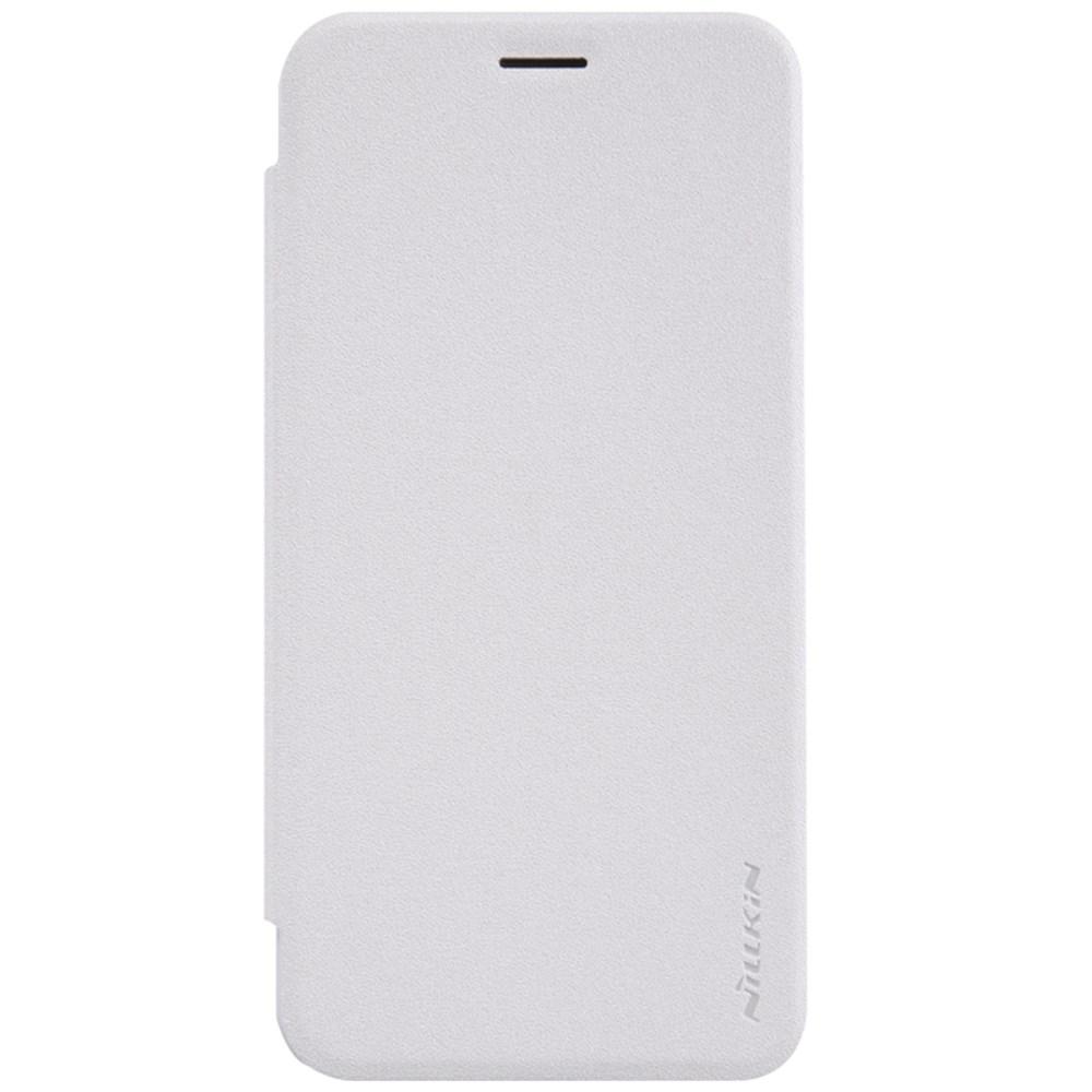 Nillkin Sparkle flipové pouzdro ASUS Zenfone 3 Max ZC520TL bílé