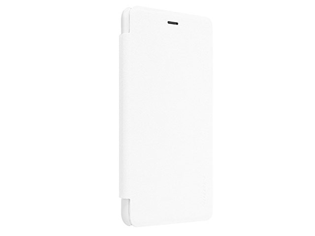 Nillkin Sparkle flipové pouzdro Xiaomi Redmi 3 Pro bílé