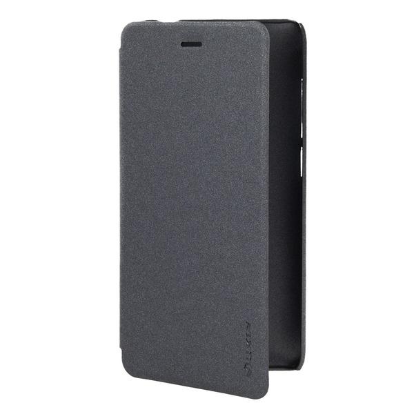 Nillkin Sparkle Folio flipové pouzdro Xiaomi Redmi 3 černé