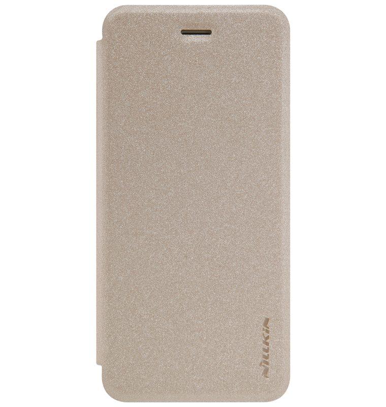 Nillkin Sparkle flipové pouzdro Apple iPhone 7 Plus zlaté