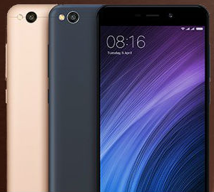 Xiaomi Redmi 4A CZ LTE 2GB/32GB Grey