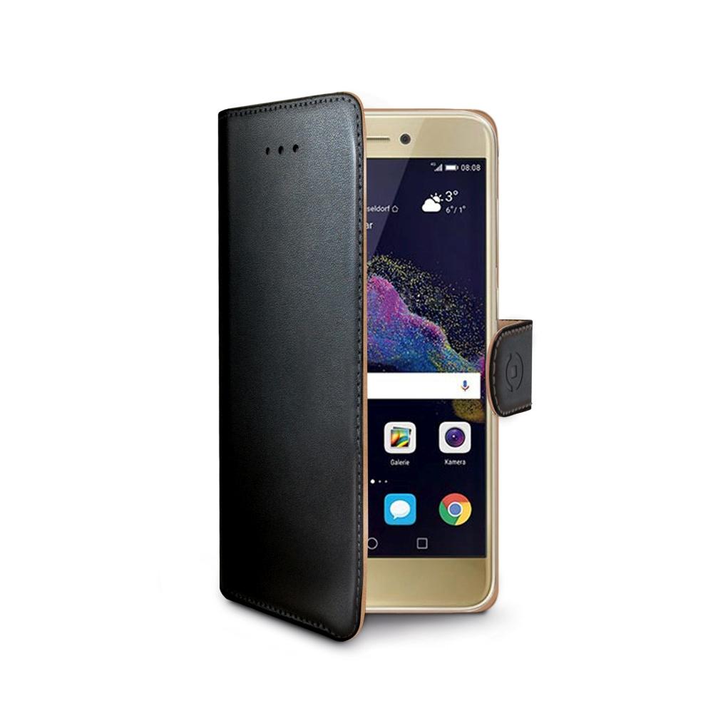CELLY Wally flipové pouzdro Huawei P8/P9 Lite 2017 černé