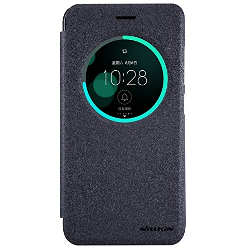 Nillkin Sparkle S-View pouzdro flip ASUS Zenfone 3 ZE520KL černé