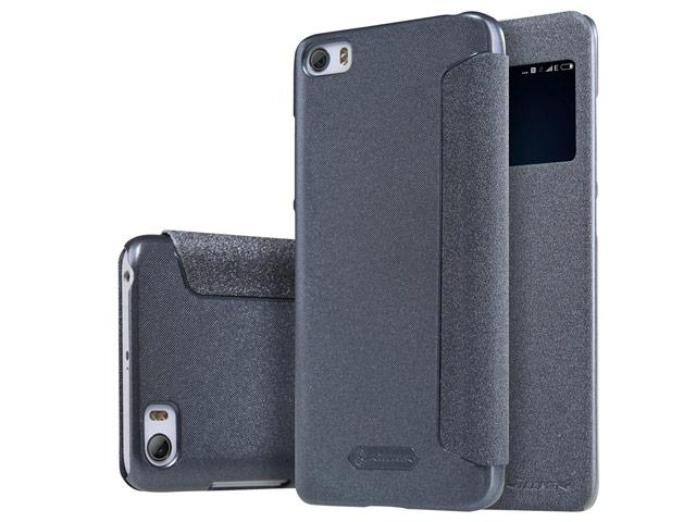 Nillkin Sparkle S-View pouzdro flip Xiaomi Mi 5 černé