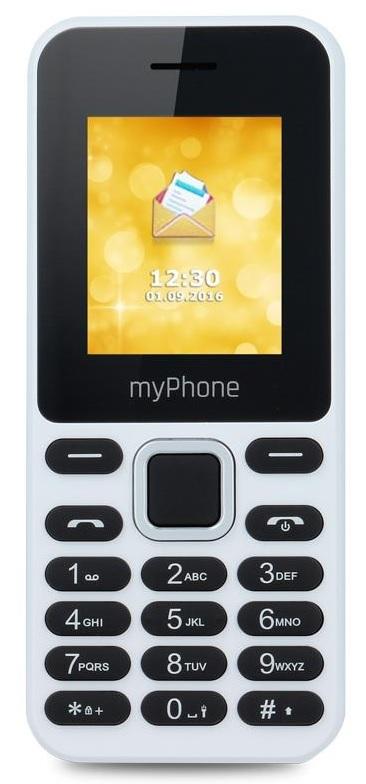 CPA myPhone 3310 Dual SIM White
