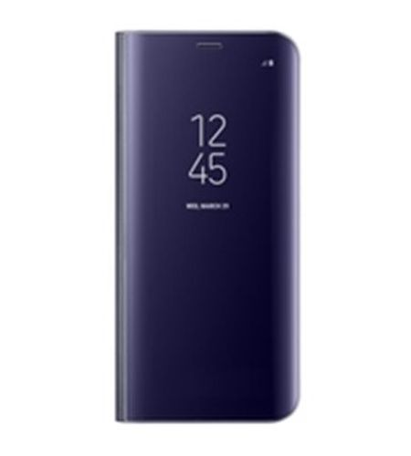 Samsung Clear View pouzdro flip EF-ZG955CV Samsung Galaxy S8+ fialové