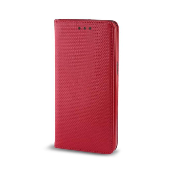Smart Magnet flipové pouzdro Huawei P8 Lite červené