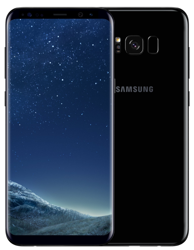 Samsung Galaxy S8+ (SM-G955) Midnight Black
