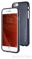 Silikonové pouzdro Mercury i-Jelly METAL pro Samsung Galaxy A5(2016), Black