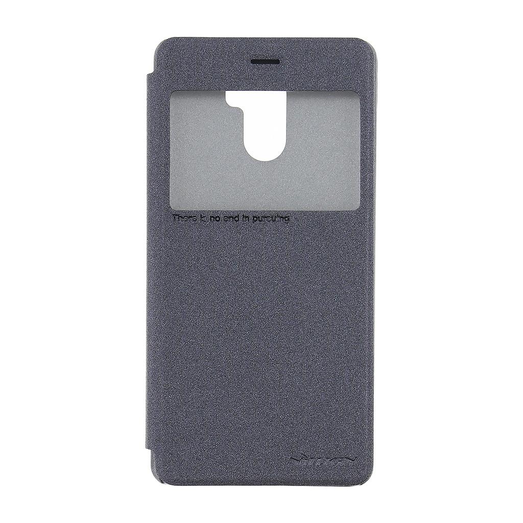 Nillkin Sparkle S-View pouzdro flip Xiaomi Redmi 4X černé