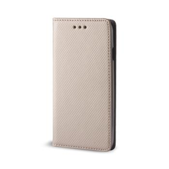 Smart Magnet pouzdro flip Samsung Galaxy Trend 2 Lite zlaté