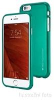 Silikonové pouzdro Mercury i-Jelly METAL pro Huawei P8 Lite Green