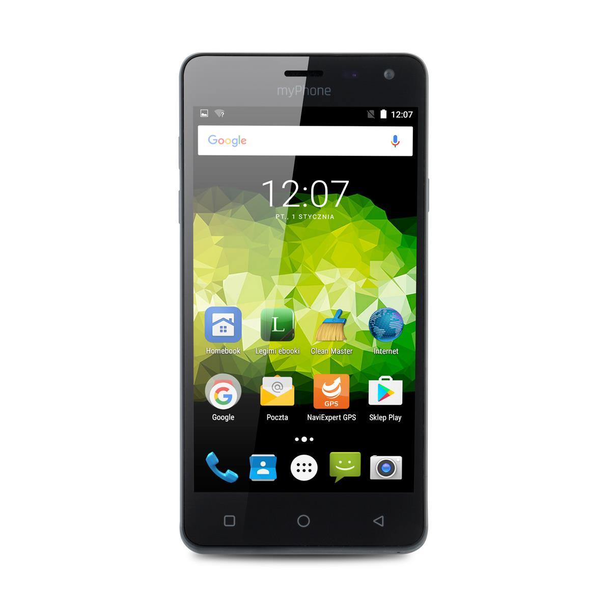 CPA myPhone PRIME Plus Dual SIM Black