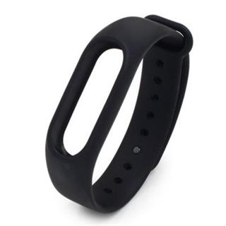 Xiaomi Miband 2 Replacement Color Band Black (without chip-plate)